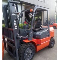 Buy cheap Container Handling Equipment 3 Ton Boom Forklift With 4500mm Triplex Mast product