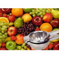 Buy cheap Commercial Kitchen Tools Manual Stainless Steel Lemon Squeezer Juicer product