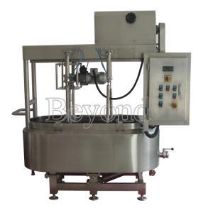 Buy cheap Fresh Milk 1000L Mozzarella Cheese Making Equipment product