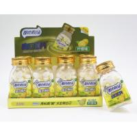 Buy cheap Fresh breath Vitamin C Sugar free mint candy Cooling lemon flavor pepper mint candy product