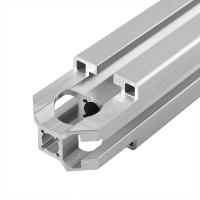 Buy cheap ISO 6063 Aluminium Alloy Extrusion End Mill Surface Treatment For Cnc Machined product