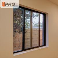Buy cheap Home aluminium commercial sliding window/ double glazed windows and door product