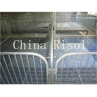 Buy cheap Hot Galvanized Rail,Plastic Slat Piglet Crate from wholesalers