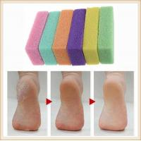 Buy cheap Nail & Callus Care pumice sponge for foot product