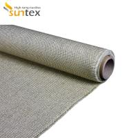 China 1100C High Temp Ceramics Heat Resistant Fabrics Low Thermal Conductivity on sale
