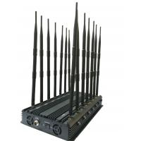 Buy cheap NEW ALL IN ONE FULL FREQUENCIES SIGNAL JAMMER WITH 14 ANTENNAS product