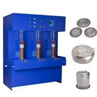 Three Station Braze welding machine Induction heating machine for Welding Aluminum Sheet
