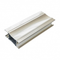 Buy cheap Factory Made Aluminium Extrusion Almunium Profile For Doors And Window with Mill finish,powder coating and anodizing product