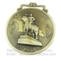 3D embossed medals supplier China