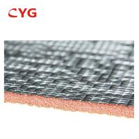 Buy cheap Recyclability Fireproof Insulation Foam Heat Insulation Singlesided Adhesive Material product