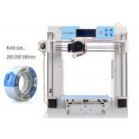 Buy cheap Single Extruder Diy Reprap 3D Printer Multi - Color For Home Use product