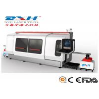 Buy cheap High Precision Metal Laser Cutting Machine CNC Laser Tube Cutter 1000W product