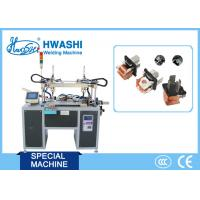 Buy cheap Relay Teminal spot welder machine With Automatically Feeding system product