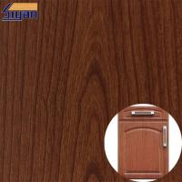 Buy cheap Standards Interior Furniture Decorative Film PVC Thickness 0.12mm - 0.6mm product