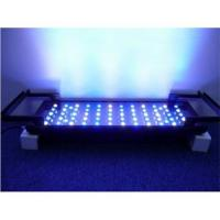 China 24inch dimmable 120w led aquarium lights with sunrise sunset simulation on sale