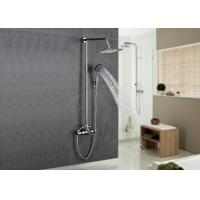 Buy cheap Solid Brass Custom Shower Systems Dual Handle Design ROVATE Long Lifetime product