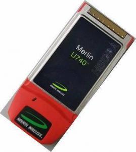 Buy cheap Merlin U740 Wireless Modem product