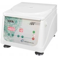 Buy cheap TD4 Microprocessor Control Portable Centrifuge Machine With Brushless AC Motor product
