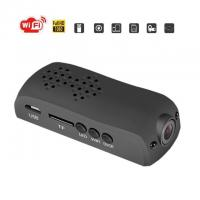 Buy cheap Full HD 1080P portable hooded side H.264 mini DV DVR camera remote wifi outdoor sports camera Windows IOS Android device product