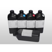 Buy cheap Konica Industrial Print Head Glass Printing UV Inks CMYK and White Colors product