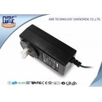 Buy cheap US Plug Wall Mount AC DC Power Adapter 24v 1.5a Universal Power Cord Adapter product