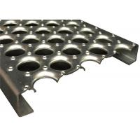 Buy cheap Aluminum Sheet Perforated Metal Panel for Decoration and Industry product
