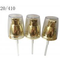 Buy cheap Plastic Material Cosmetic Treatment Pumps , 18/415 Cosmetic Bottle Pump product
