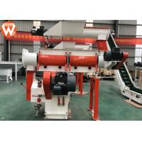 Buy cheap Low Noise Animal Feed Pellet Machine Cattle Feed Making Machine 22kw MainMotor Power product