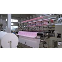 Buy cheap Straight Line Automatic Quilting Machine 128 Inch Three Needle Sewing Machine product