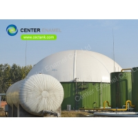 Buy cheap Bolted Steel Liquid Storage Tanks For Water / Wastewater Storage Project product