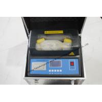 China Transformer Oil Dielectric Strength Tester Electrical Testing Instruments , Temperature Display Electrical Testing Tools on sale