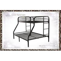 Buy cheap Heavy Duty Military School Home Adult Kids Twin Over Twin Twin Over Full Metal Bunk Bed Price product