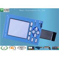Buy cheap Nicomatic Connector Tactile Polydome Membrane Switch Keypad Anti Interface product