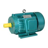 Buy cheap Cast Iron Housing Three Phase Asynchronous Motor For General Driving 1HP 0.75KW product