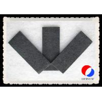 Buy cheap 1MM Thick Activated Carbon Felt Average Pore Diameter 17-20 for Air Purification product