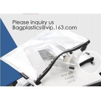 Buy cheap Office Stationery Waterproof Document Slider Pvc Packing Bag,PVC bags, EVA bags, from wholesalers