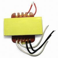 Buy cheap Power Transformer with Wire and Connector, 100V AC/60Hz Input Voltage, 40W Maximum Output Power product