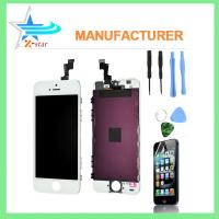 China Original Iphone LCD Screen Digitizer With Touch Screen For Iphone 5s on sale
