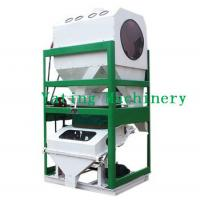 Buy cheap Gravity Stone Removing Cleaning Integrated 2t/h screen sieve from wholesalers