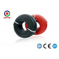 Buy cheap Moistureproof Single Core Wire , Sunlight Resistant 4mm Single Core Cable product