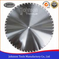 """Buy cheap 36"""" Diamond Wall Saw Blades for Heavy Reinforced Concrete / Bridge Deck Cutting product"""