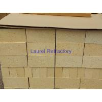 China Heat Resistance High Alumina Refractory Bricks For Ceramic Tunnel Kiln on sale