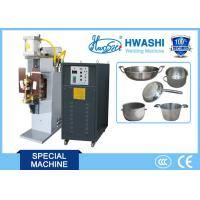 Buy cheap Stainless Steel Component Capacitor Discharge Welding Machine New Condition product