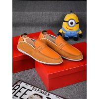Buy cheap Orange Color with original box Maserati dress driving Shoes size 39-45 product
