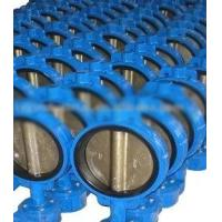 """Buy cheap Flange / Butt Welding End Connection 2"""" - 64"""" Wafer Stainless Steel Butterfly Valves product"""