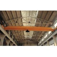 Buy cheap 1 - 10t, 7.5 - 22.5m Span, 6 - 30m Single Grider Electric Overhead Crane LDA Type product