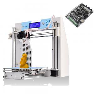 Buy cheap JGAURORA A-3 Rapid mpressora 3D Printer DIY Sets 200*200*180mm (7.5*7.5*7.1in) Reprap Prusa i4 Plus product