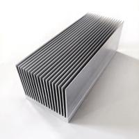 Buy cheap 100w Led Heat Sink Aluminum Extruded Heat Sink Profiles 6061/6063/6005 Material product