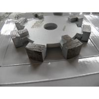 Buy cheap Durable Diamond Tuck Point Blade With Protect Teeth For Extreme Hard Concrete Grinding product