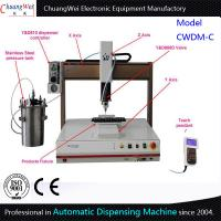 Buy cheap Automated Dispensing Machine Adhesive Dispenser With Tank Easy Programming from wholesalers